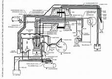 volvo penta electrical wiring diagram
