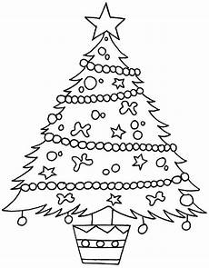 christmas tree drawing outline at getdrawings free download