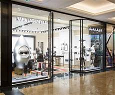 karl lagerfeld opens at the mall of the emirates velvet