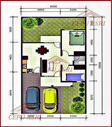 Rumah Type 45 120 1 Lantai Cepu Asri