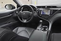 2018 Toyota Camry XSE V 6 Interior  Motor Trend En Espa&241ol