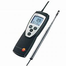 cool testo testo 425 thermal anemometer cool tools hvac r testo