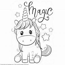 Unicorn Malvorlagen Ig Unicorn Coloring Pages For Adults Getcoloringpages Org