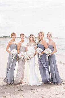 beach bridesmaids bridesmaids beach wedding