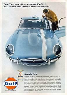 pub voiture jaguar 1967 gulf with jaguar xk e 2 2 auto related adds