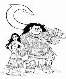 Vaiana Malvorlagen Ausmalbilder Disney Malvorlagentv