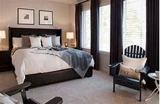 Schlafzimmer Schwarzes Bett - 20 bedroom spaces with black leather beds home design lover
