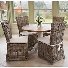 Rattan Kitchen Furniture Buy Rustic Dining Table Rattan Chairs Rustic Dining