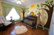 chambre garcon jungle adorable jungle nursery i this idea for either