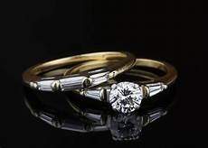 pre owned diamond wedding