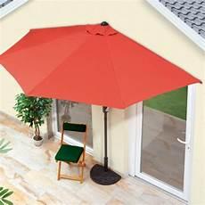 Balkon Sonnenschirm Quot Terracotta Quot