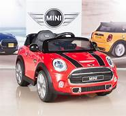 Big Toys Direct 12V MINI Cooper Kids Electric Ride On Car