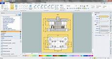 Free Kitchen Floor Plans Exles by Layout Drawing Software Free Mechanical