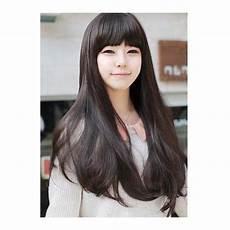 2019 popular korean long haircuts for women