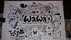 40 Contoh Doodle Nama Yang Keren Dan Kekinian Juga Mudah