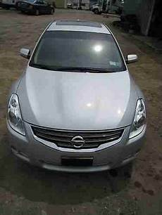 automobile air conditioning repair 2011 nissan altima navigation system sell new 2011 nissan altima sl sedan nav gps loaded salvage repairable flood water damage in
