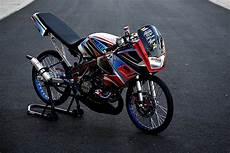 Motor R Modifikasi by 10 Ide Modifikasi Motor R Kontes Minimalis Ban Kecil