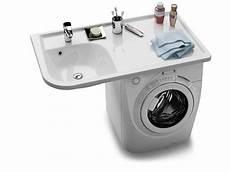 Waschbecken über Waschmaschine - mineralguss waschbecken 116 x 65 x 17 cm waschtisch 252 ber