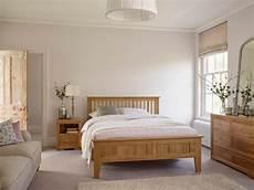 Bedroom Colour Ideas With Oak Furniture by Bevel Solid Oak Bedroom Modern Bedroom By Oak