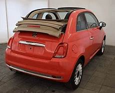 fiat 500 cabrio leasing fiat 500 leasing angebote ohne anzahlung privat gewerbe