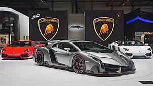 Top 10 Most Expensive Lamborghini Cars  YouTube