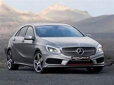 Mercedes A Klasse W176 Amg Styling Paket Spoiler
