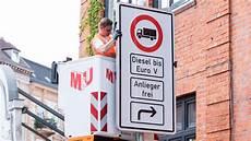 Fahrverbot Für Diesel - in hamburg drohen fahrverbote f 252 r diesel schon n 228 chste