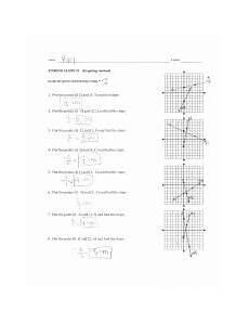 find slope graph worksheet answer key pdf name kqjf period finding slope 1 graphing method