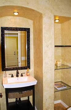 small bathroom decorating ideas eclectic powder room