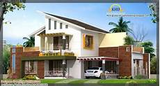 pin by renukadd on south facing home kerala contemporary home design plans kerala house design