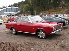 1968 Ford Taunus 20m P7 Hardtop Coup 233 Automotive Ford