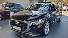 Audi Q8 50 Tdi - 2018 audi q8 50 tdi quattro tiptronic audi view