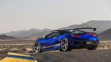 tuner presents 610 horsepower acura nsx at sema