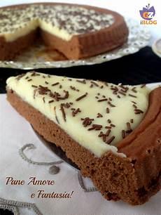 crema pasticcera al cioccolato bianco bimby frolla al cacao con crema cioccolato bianco paneamorefantasia