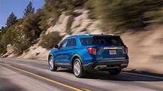 2020 ford explorer review autoevolution