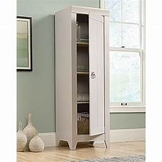 sauder adept cobblestone storage cabinet 418085 the home depot