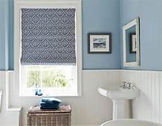 bathroom blind ideas patterned bathroom schemes the home