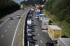 A1 Westautobahn Unfall Mit Sechs Autos Ooe Orf At