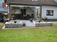 terrasse mit stufen bildergalerien holste garten aus hiddenhausen herford