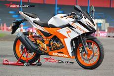 Modifikasi Striping All New Cbr150r by Modifikasi Striping All New Cbr150r White