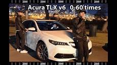 acura tlx v6 0 60 mph time 2016 acura tlx v6 awd 0 60