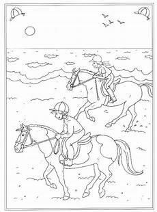 Ausmalbilder Conni Reiterhof 63 Kleurplaten Paarden Kleurplaten