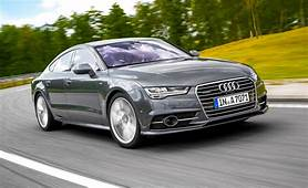 2016 Audi A7 Sportback 4g – Pictures Information And