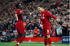 keita and firmino give liverpool chions league boost online sports blog