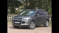 Essai Ford Kuga 1 6 Ecoboost 182 Ch 4x4 Bva6 Titanium 2013