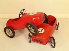 voiture a pedale voiture 224 p 233 dales jouet des annees 50