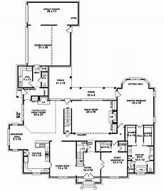 southern colonial house plans southern colonial house plan 4 bedrooms 4 bath 5101 sq
