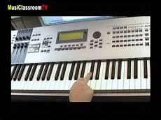 Cours Gratuit De Piano D 233 Butant En Ligne Le Clavier