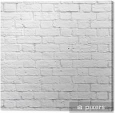 mur brique blanche tableau sur toile mur brique blanc pixers 174 nous vivons