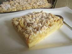 Apfelblechkuchen Mit Streusel - apfelkuchen mit streuseln vom blech heresbach